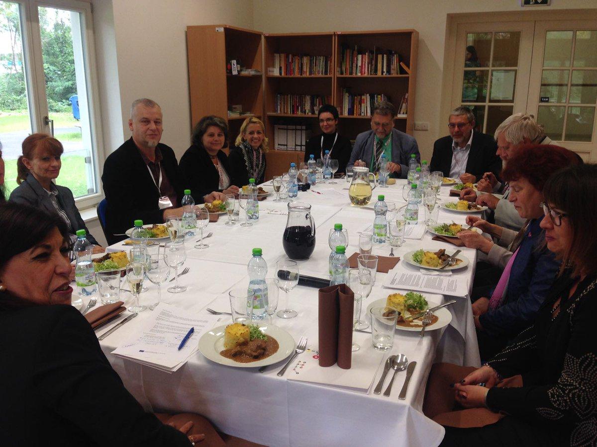 brno lunch debate
